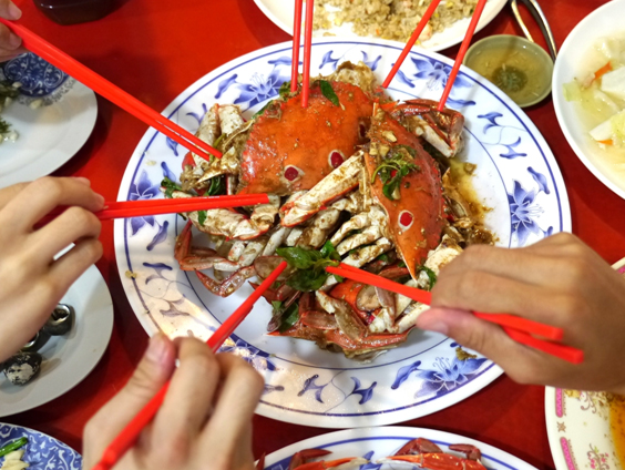 Wanli Crab is the Crab to Eat When in Taiwan